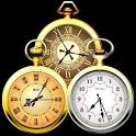 Old Clock Widget 2x2