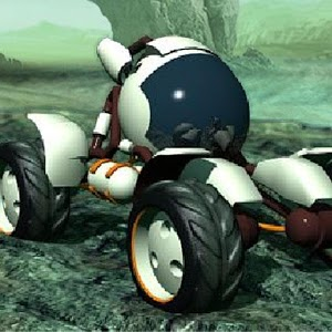 Space Rover Racing