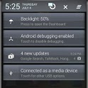 CM10.1 Theme Angel Plain Theme theme