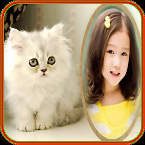 photo frames cat pic frames