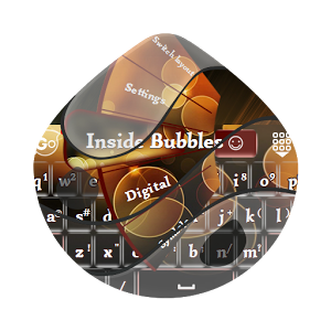 Inside Bubbles GO Keyboard