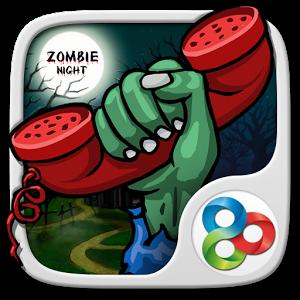Zombie Night GO Theme makhluk theme zombie