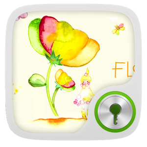 Go Flower Fairy Fairy Theme fairy widget