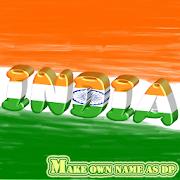 Independenceday Letters DP Maker