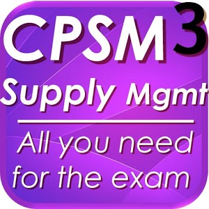 CPSM P3 Supply Mngmt 1000Notes