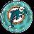 Dolphins Clock (Widget)
