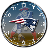 Patriots Clock (Widget)