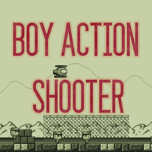 Boy Action Shooter Game field game shooter