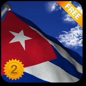 Cuba Flag - LWP