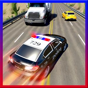 Crazy Police Racer 3D