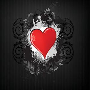 In Heart Wallpaper