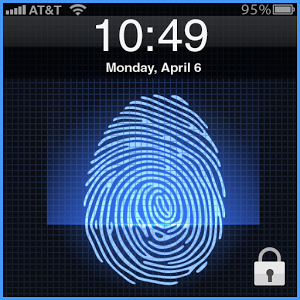 Fingerprint Screenlock 2 PRANK