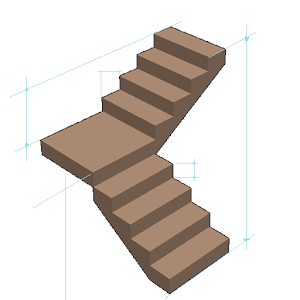 Расчет лестниц