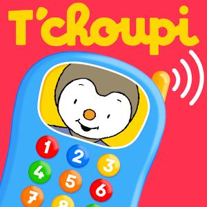 Téléphone avec T`choupi