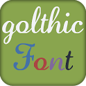 Gothic Fonts Install Free epson print cd install free