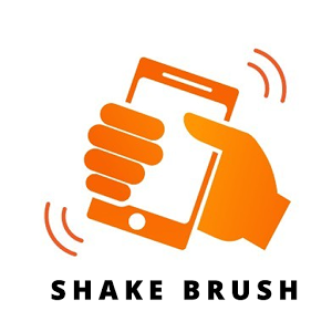 Shake Brush (On/Off) brush folder simple