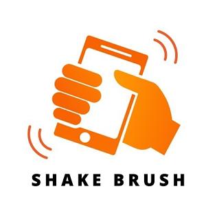 Shake Brush (On/Off) brush grill
