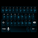 Dark ICS Keyboard Skin