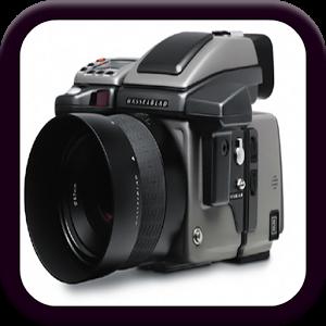 Digital SLR digital flashlight