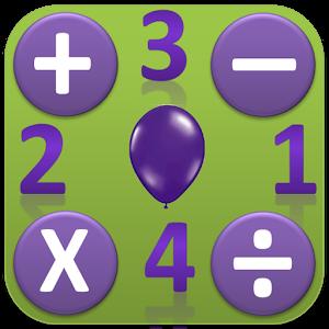 Math Basics Balloon Game