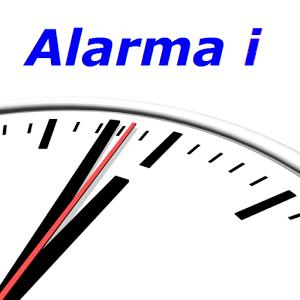 Alarma i