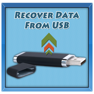 Recover Data From USB Drives!!
