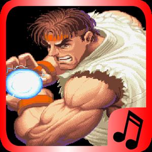 Street Fighter SoundBoard
