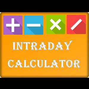 MCX NSE Intraday Calculator