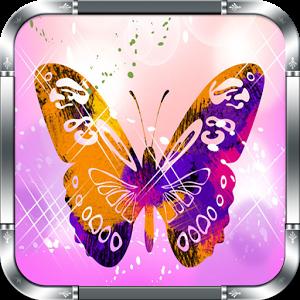 Butterfly Theme Live Wallpaper live theme wallpaper