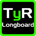 Track your Ride Longboard