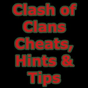 Clash of Clans Cheats & Hints