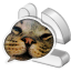 Funny Cat RingClip