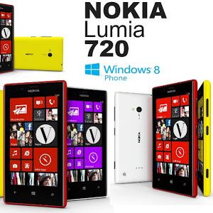 Nokia Lumia 720 Theme