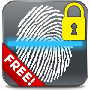 app lock finger scanner finger free lock
