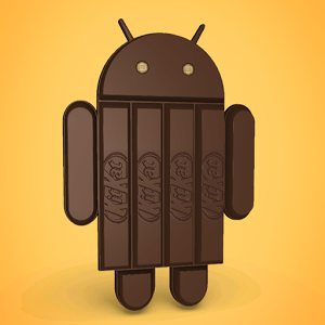Android KitKat 3D