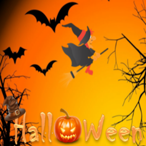 Witch Halloween Game Saga