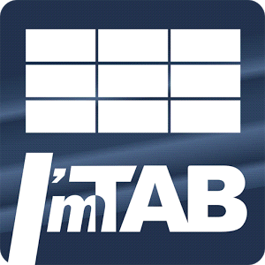 I`mTAB: timesheet / time card sticker time timesheet