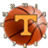 Tennessee Basketball Clock