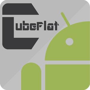 Cube Flat Icon - Free