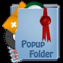 Popup Folder folder