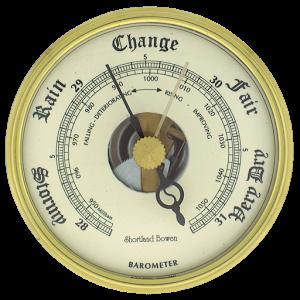 Barometer - Pressure gauge
