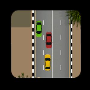 Car Racing Desert