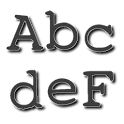 Typed Pack for FlipFont® FREE