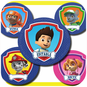 Paw Puzzle Patrol Game