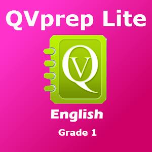 QVprep Lite English Grade 1