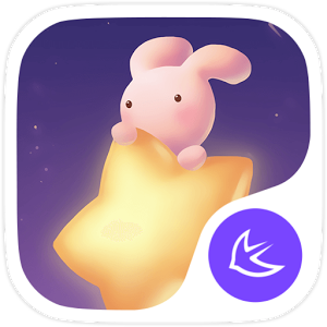 Candy Rabbit APUS theme