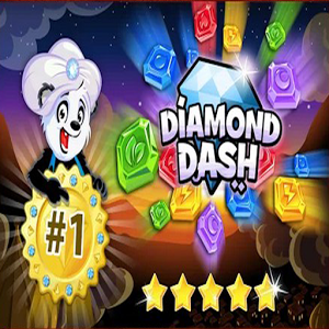 Diamond Dash Matching Game