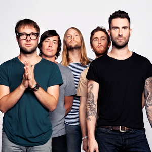 Maroon 5 wallpaper 2013