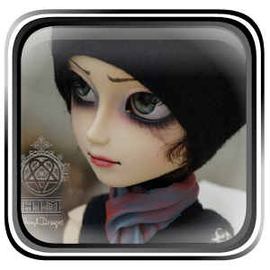 SD Doll Wallpaper imouto tv candy doll