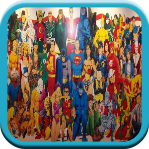 DC Comic App comic photo